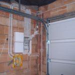 garaż instalacja